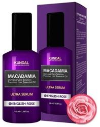 KUNDAL Macadamia Ultra Serum Serum do włosów ENGLISH ROSE 100ml