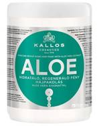 Kallos Aloe Vera Mask - Aloesowa maska do włosów 1000 ml