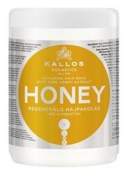 Kallos HONEY Regenerująca maska do włosów 1000ml