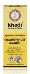 Khadi Herbal Vitalising Hair Olejek stymulujący porost włosów 10ml