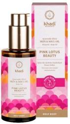 Khadi Skin&Soul harmonizujący olejek do ciała Pink Lotus Beauty KHA-166 100ml