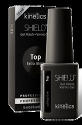 Kinetics Shield Top Extra Gloss Top Hybrydowy 15ml