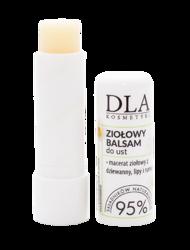 Kosmetyki DLA Balsam ziołowy do ust 7g