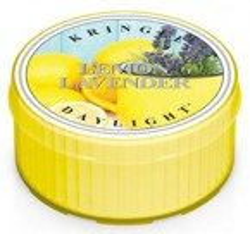 Kringle Candle Daylight Świeczka zapachowa Lemon Lavender