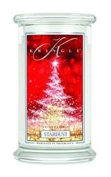 Kringle Candle duży słoik Stardust 624g