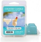 Kringle Country Candle 6 Wax Melts Wosk zapachowy -  Coconut Colada