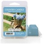 Kringle Country Candle 6 Wax Melts Wosk zapachowy -  Country Love
