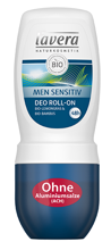 LAVERA MEN Sensitiv 24h Dezodorant roll - on 50ml