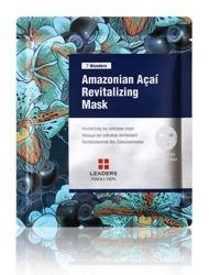 LEADERS 7Wonders Amazonian Acai Revitalizing Mask Rewitalizująca maska w płachcie 26ml