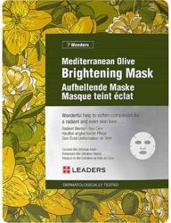 LEADERS 7Wonders Mediterranean Olive Brightening Mask Rozświetlająca maska w płachcie 26ml