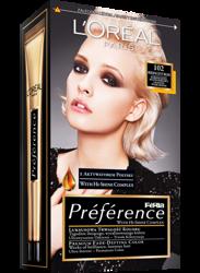 LOREAL PARIS FERIA PREFERENCE Farba do włosów 102 Bardzo jasny blond