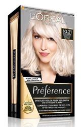 LOREAL PARIS RECITAL PREFERENCE Farba do włosów Z2 Bardzo jasny blond opalizujący