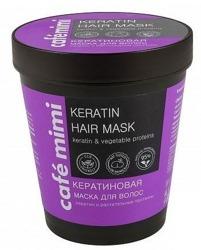 Le Cafe Mimi Maska do włosów keratynowa 220ml