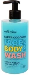 Le Cafe Mimi SUPER COCONUT Żel do mycia twarzy i ciała 450ml