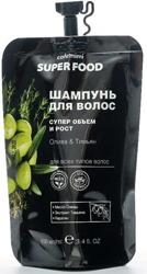 Le Cafe Mimi Super Food Szampon do włosów Oliwka&Tymianek 100ml