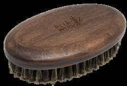 Little Wood Szczotka do brody z dzika Kartacz-Wenge