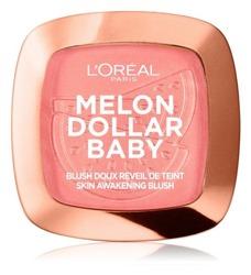 Loreal Melon Dolar Baby Blush 03 watermelon addict 9g