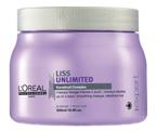 Loreal Professionnel Liss Unlimited Mask - Maska intensywnie wygładzająca włosy niezdyscyplinowane, 500ml