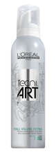 Loreal Professionnel Techni.Art Full Volume Extra 5 Pianka 400ml