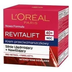 Loreal REVITALIFT Krem przeciwzmarszczkowy na noc 50ml