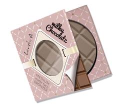 Lovely Bronzer Medium Milky Chocolate
