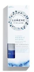 Lumene Nordic Hydra [LAHDE] Moisturizing Prebiotic Oil-Cocktail Nawilżający koktajl do twarzy 30ml
