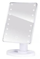 Lusterko z podświetleniem LED
