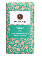MANNA mydło w kostce Facial Cleansing With Camphor 90g