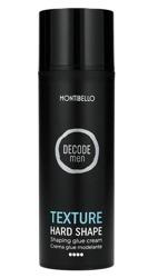 MONTIBELLO Decode Men Texture Shape Cream Krem modelujący zapewniający teksturę i ekstremalne utrwalenie 150ml