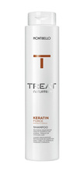 MONTIBELLO TREAT Naturtech Keratin Shampoo Keratynowy szampon do włosów 300ml