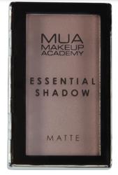 MUA Essential Shadow matte Pojedynczy cień do powiek Burnt Umber 2,4g