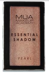 MUA Essential Shadow pearl Pojedynczy cień do powiek Sand Quartz 2,4g