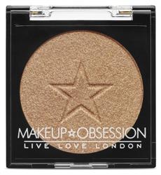 Makeup Obsession Highlight - Rozświetlacz do twarzy  H106 Gold