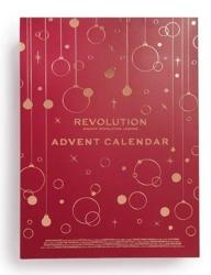 Makeup Revolution Advent Calender Kalendarz adwentowy z kosmetykami Zestaw Wyjątkowy Prezent