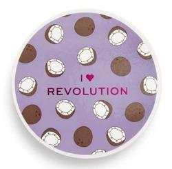 Makeup Revolution Baking Powder COCONUT Sypki kokosowy puder do twarzy 22g
