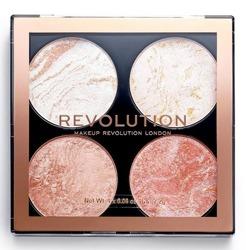Makeup Revolution Cheek Kit Paletka do konturowania Take a Breather