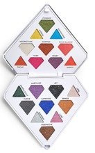 Makeup Revolution Diamond Bright Eyeshadow Palette Paleta cieni do powiek