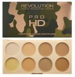 Makeup Revolution PRO HD Camouflage Conceal Palette - Paletka korektorów LIGHT