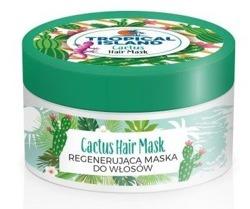 Marion TROPICAL ISLAND Hair Mask Cactus Regenerująca maska do włosów 200ml