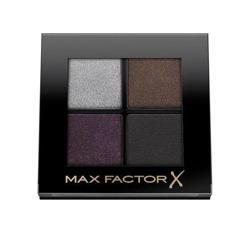 Max Factor Colour X-Pert Soft Touch Palette Paleta cieni do powiek 005 Misty Onyx