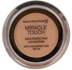 Max Factor Miracle Touch Perfecting Foundation Podkład do twarzy w kremie 075 Golden 11,5g