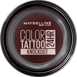 Maybelline Color Tattoo cień do powiek w kremie 160 KNOCKOUT 4ml
