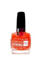 Maybelline Forever Strong Pro Nail Polish - Długotrwały lakier do paznokci 460 Couture Orange, 10 ml