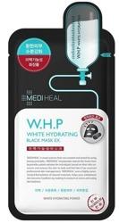 Mediheal W.H.P White Hydrating Black Mask EX Czarna Maska Węglowa nawilżająco-wybielająca