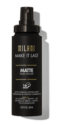 Milani Make it last Matte Finish Spray Matujący spray utrwalający makijaż 60ml