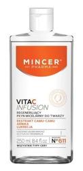 Mincer Pharma Regenerujący płyn micelarny N611 250ml