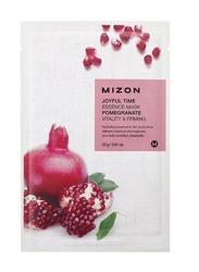 Mizon Joyful Time Essence Mask Pomegranate Maska w płacie z ekstraktem z granatu 23g