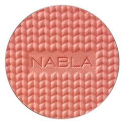 NABLA Blossom Blush Refill - Pudrowy róż do policzków Nectarine - Wkład