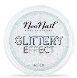 Neonail 5550-1 Glittery Effect Pyłek do paznokci 01