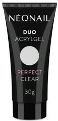 Neonail Duo Acrylgel Perfect Clear Żel do budowania i przedłużania paznokci 30g